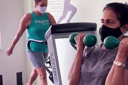 Br Studio Fitness Academia personalizada
